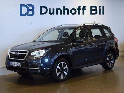 begagnad Subaru Forester 2.0 4WD Aut 147hk Webasto