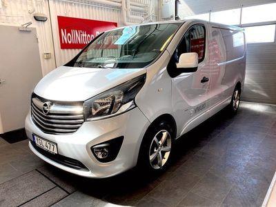 begagnad Opel Vivaro van 1,6 Cdti / Biturbo (145Hk)