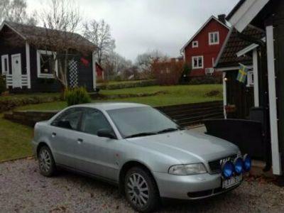 begagnad Audi A4 1,8 lågmil ( bytes )