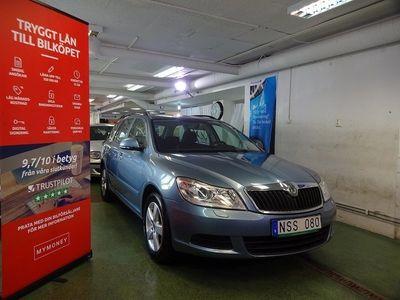 begagnad Skoda Octavia 1.2 TSI Comfort LÅGMIL(7500)