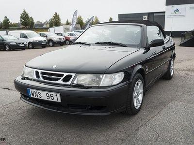 begagnad Saab 9-3 Cabriolet 2.0 T Automat SE 154hk