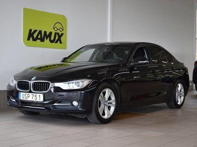 brugt BMW 320 d Sport Line H/K S&V-Hjul (184hk)