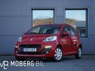 begagnad Peugeot 107 1.0 68hk Nyservad Kamkedja
