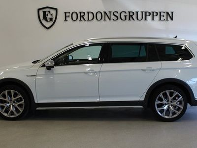 usata VW Passat Alltrack 2.0 TDI 4M Executive Business Euro 6