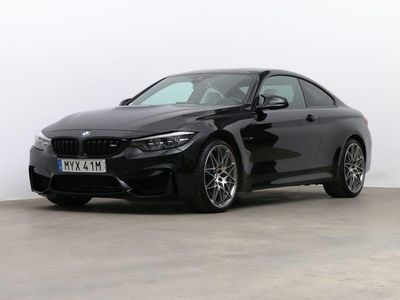 begagnad BMW M4 Competition 450hk DCT / Nypris 1.080.000kr