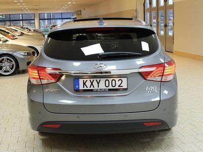 begagnad Hyundai i40 CRDi Premiuam Auto Panorama Skinn