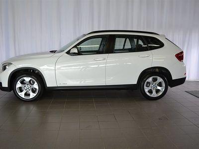 begagnad BMW X1 xDrive 18dA