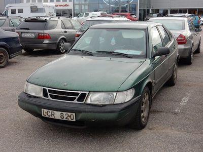 begagnad Saab 900 S 5D 2.0i