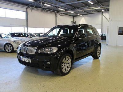 begagnad BMW X5 xDrive40d 2.99% RÄNTA NAVI M Sport 7-SITS SV-SÅLD 306HK