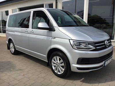 begagnad VW Multivan 2.0 TSI 150hk