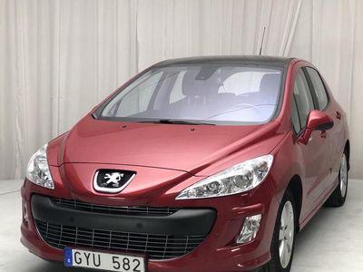 begagnad Peugeot 308 1.6 VTi 5dr