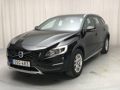 brugt Volvo V60 CC D4 (190hk)