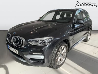 begagnad BMW X3 xDrive20i 2,0
