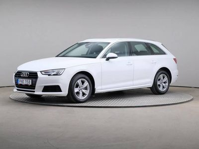 begagnad Audi A4 Avant 2.0 TDI Backsensorer