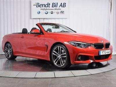 brugt BMW 430 i Cabrio M-Sport 2018, Sportkupé 633 450 kr
