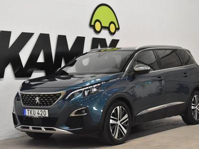 begagnad Peugeot 5008 2.0 BlueHDi | GT-Line | 7-sits | 177hk