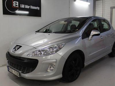 begagnad Peugeot 308 5-dörrar 2.0, 140hk