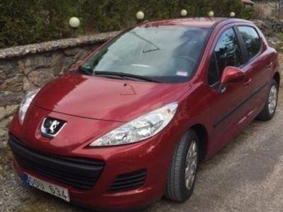 begagnad Peugeot 207 1,4 VTi 5D 95Hk -10