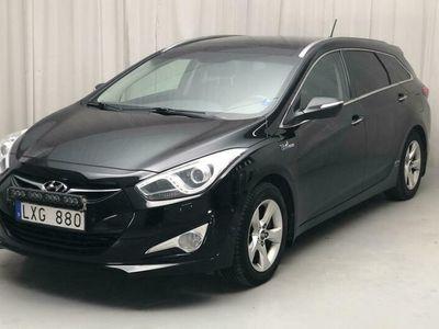 begagnad Hyundai i40 1.7 CRDi Kombi