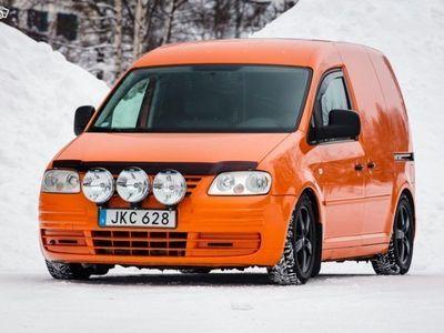 gebraucht VW Caddy TDI -08