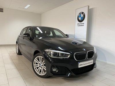 begagnad BMW 118 d xDrive M-Sport 150 Hk / Rattvärme