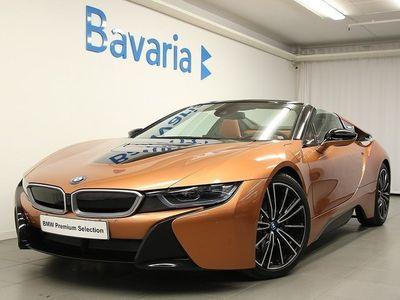 begagnad BMW i8 Roadster Nypris: 1.685.000:-