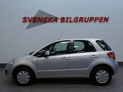 brugt Suzuki SX4 1.6 VVT GL 5Dr Ac S+V-hjul