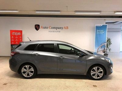 begagnad Hyundai i30 cw 1.6 CRDi Automat /Drag 110hk