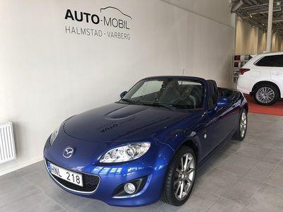 begagnad Mazda MX5 Soft-top 1.8 126hk Anniversery 20 -10