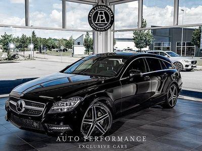 begagnad Mercedes CLS350 Shooting Brake CDI BE / AMG / Sv. såld / Från 3.347:-mån /