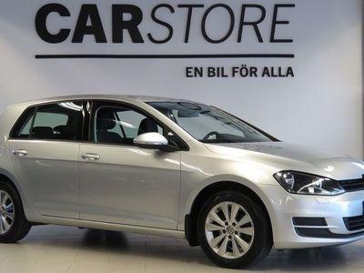 begagnad VW Golf 1.6 TDI 4motion Värmare