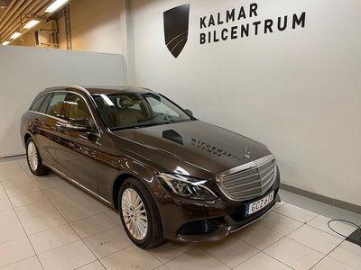 begagnad Mercedes C250 Kombi 4-MATIC Exclusive Euro 6 204hk