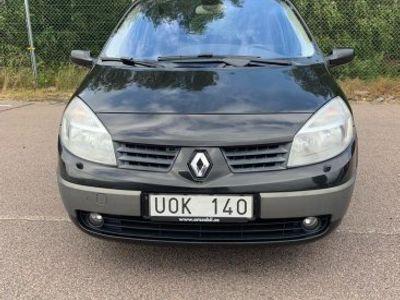 begagnad Renault Mégane Scenic 2.0 -04