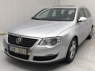 begagnad VW Passat 2.0 TSI Variant