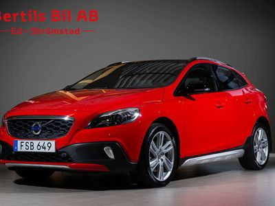 begagnad Volvo V40 CC T5 AWD Geartronic Sum