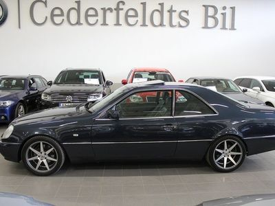 begagnad Mercedes CL500 Coupé 320 hk