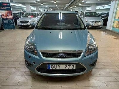 begagnad Ford Focus 5-dörrars 1.8 Flexifuel 125hk