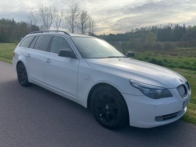 begagnad BMW 525 d