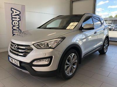 gebraucht Hyundai Santa Fe ---