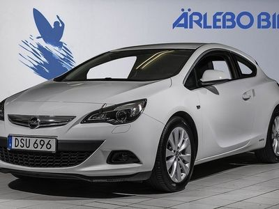 begagnad Opel Astra GTC SPORT 1.4Turbo 140hk