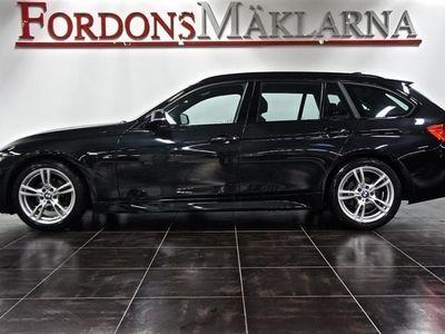 begagnad BMW 318 D M-SPORT RÄTT PRIS!