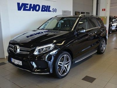 begagnad Mercedes GLE350 d 4MATIC AMG, Comand On -18