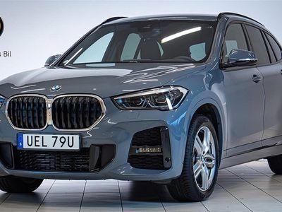 begagnad BMW X1 xDrive 20d Aut M-Sport Drag HiFi