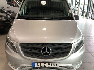 begagnad Mercedes Vito 119 BLUETEC MIX EXTRA LÅNG EDITION1 4WD