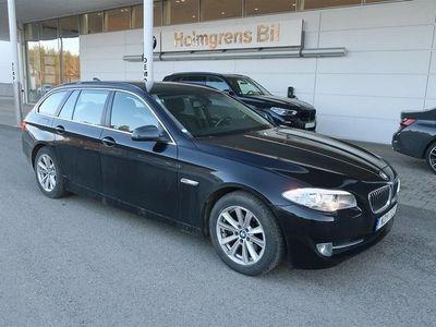 begagnad BMW 520 d Touring Drag Aut