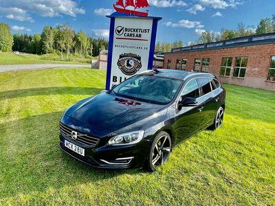 begagnad Volvo V60 D6 Plug-in Hybrid AWD Geartronic Summum 283hk