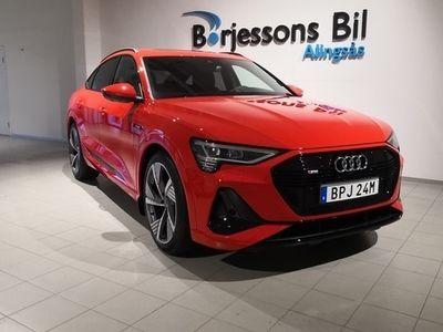 begagnad Audi E-Tron e-tron quattro - Sportback 55 quattro S LINE 2021, Personbil Pris 999 000 kr