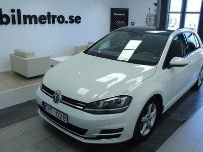 begagnad VW Golf GT Värmare/Glastak/P-Sensorer