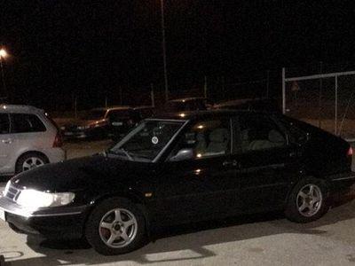 begagnad Saab 900 5-dörrar nybesiktigad