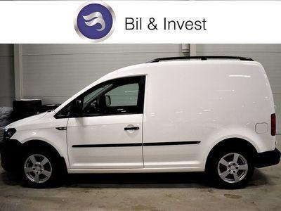 begagnad VW Caddy Panel Van 2.0 TDI BlueMotion DSG Euro 6 102hk